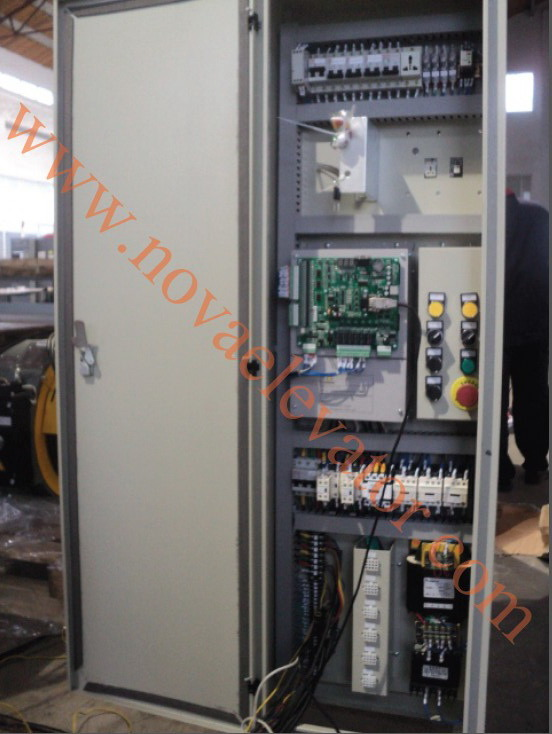 Elevator Integrative Controlling System, Integrated Controller