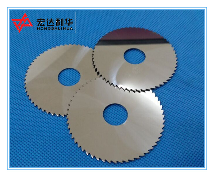 Top Quality Tungsten Carbide Circular Saw Blade for Cutting Stainless Steel