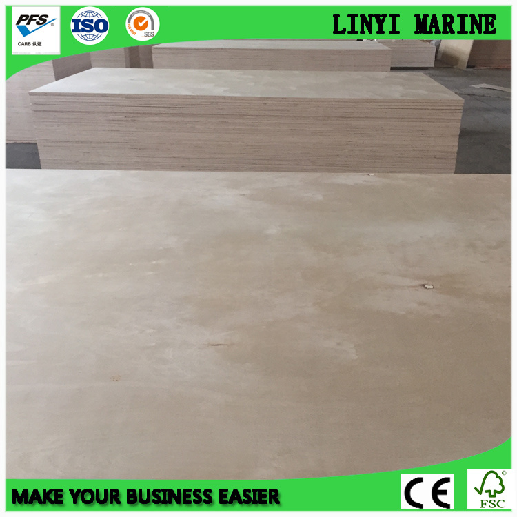White Birch Plywood BB/CC Gradecarb 2 Certificate 18mm