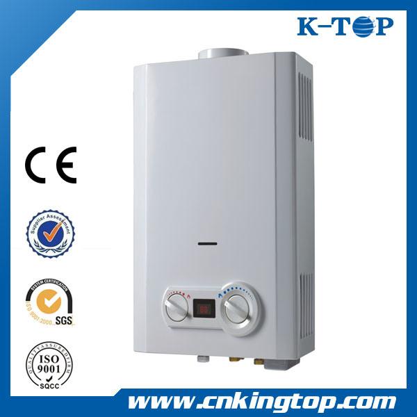 White Panel Gas Boiler