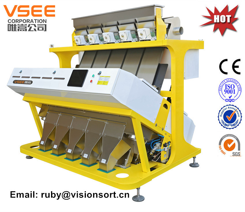 Vsee Color Sorter for Barley with SGS, Ce, ISO Certificate