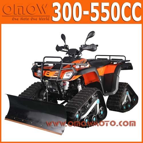 EPA 300cc 4X4 Automatic Tracked ATV Snowmobile