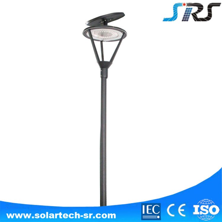 Energy Saving Solar High Lumen Flood Stainsteel LED Garden Lamps with Competitive Price