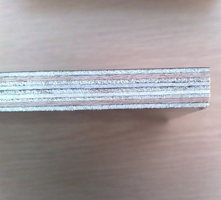A Grade Film Faced Plywood for Construction with Ce