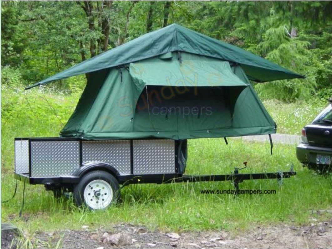 Car Roof Top Tent : Rv open roads forum travel trailers introduction to