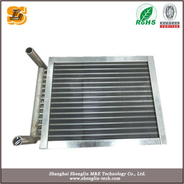Refrigeration Aluminum Tube Aluminum Fin Condenser