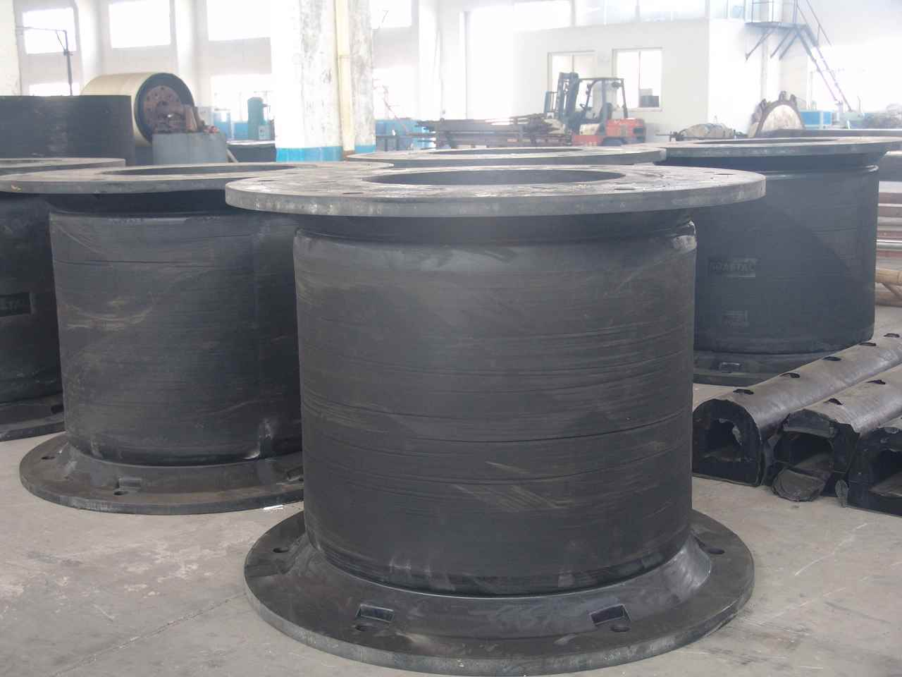 Super Cell Rubber Fender (JSC400H~JSC3000H)