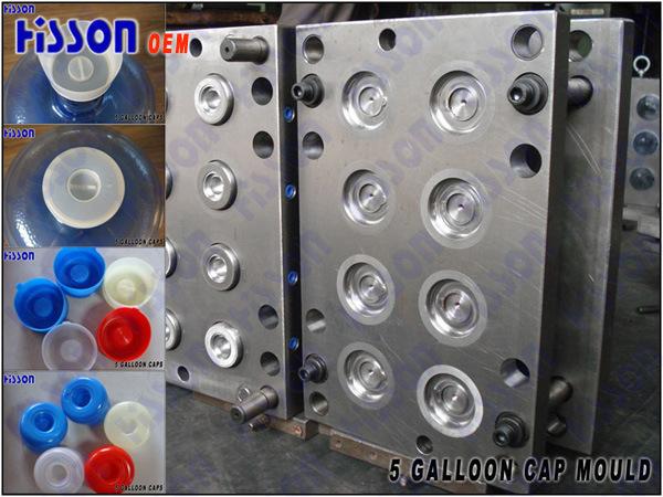 Disposable 5 Gallon Plastic Cap Injection Mould