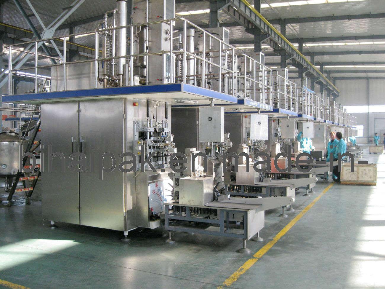 Juice Filling Machine Turn-Key Project