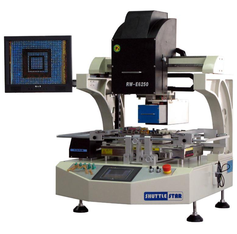 grid array machine