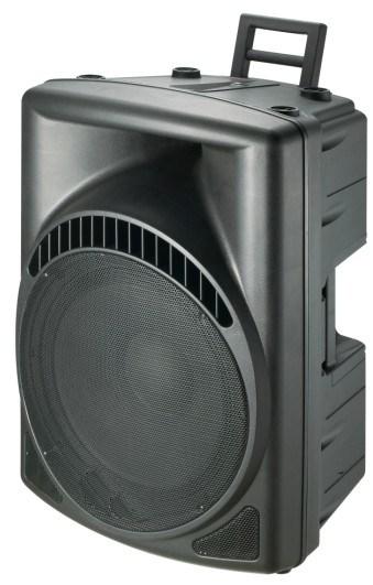 "15"" 2-Way PA Speaker Box/Plastic Speaker/ Cabinet"