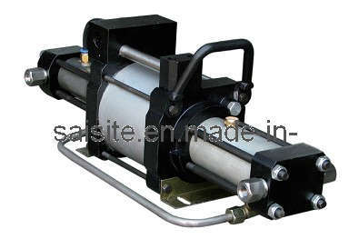 Air Driven Gas Booster (STT S25)