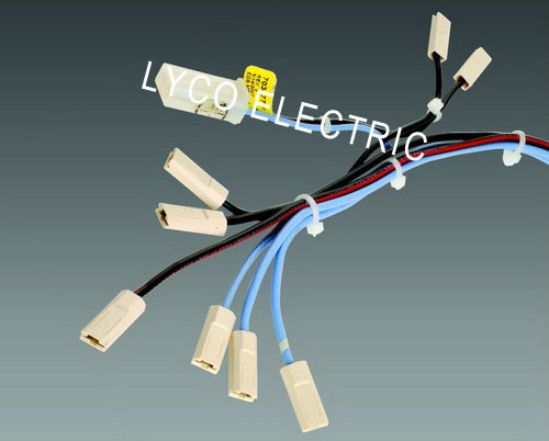 china wire harness for microwave oven china wire harness electrical wire harness