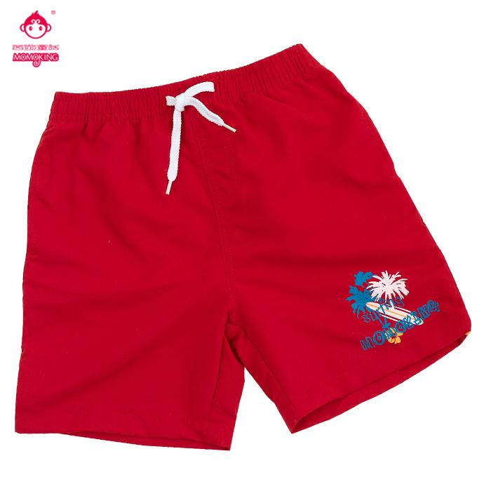 China Momoking Boy Swim Trunks, Children Swimwear ...