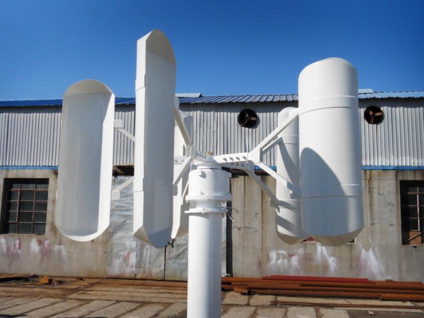 News Info Access Large Windmill Generator