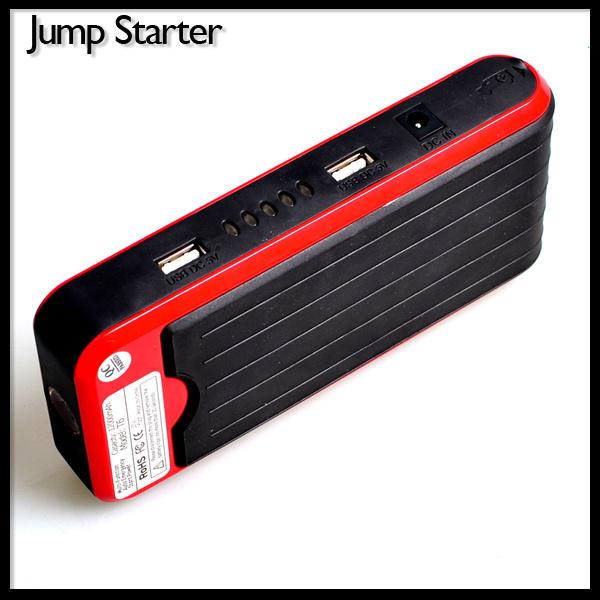 12000mAh 12V Mini Emergency Car Jump Starter