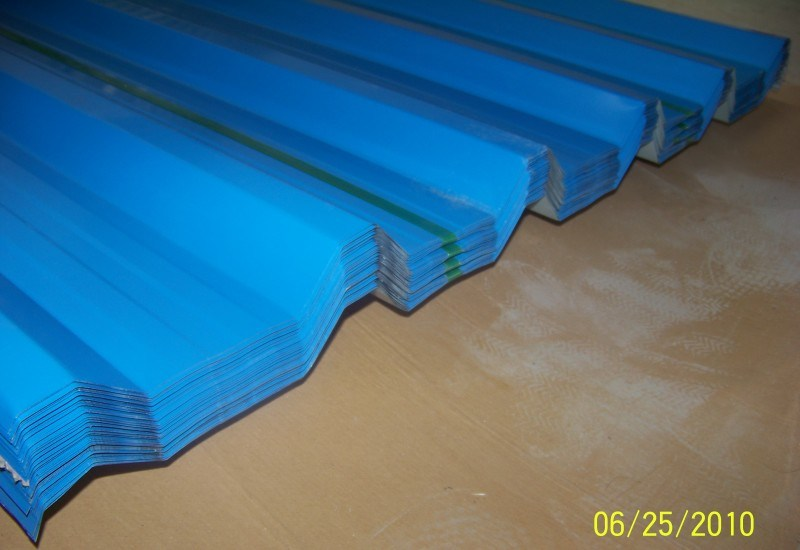 PPGI Corrugated Roofing Sheet