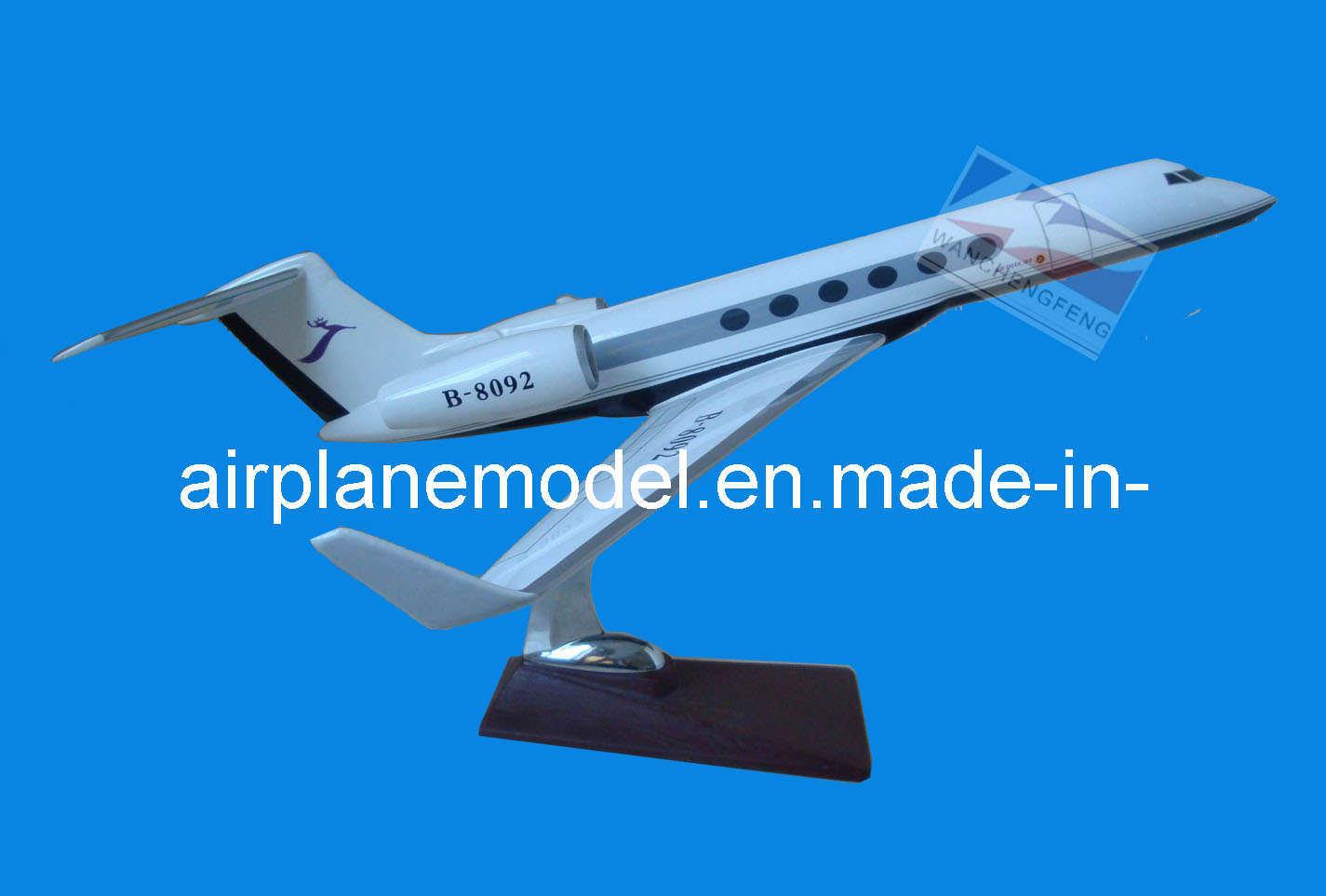 Gulfstream V Plane Model