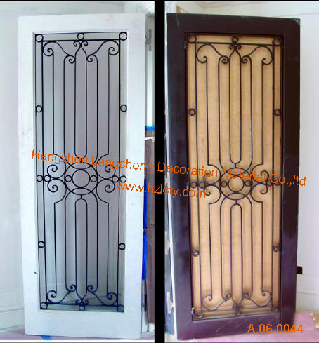 Steel Entry Doors on Metal Door Grill   China Metal Door Grille Door Grill