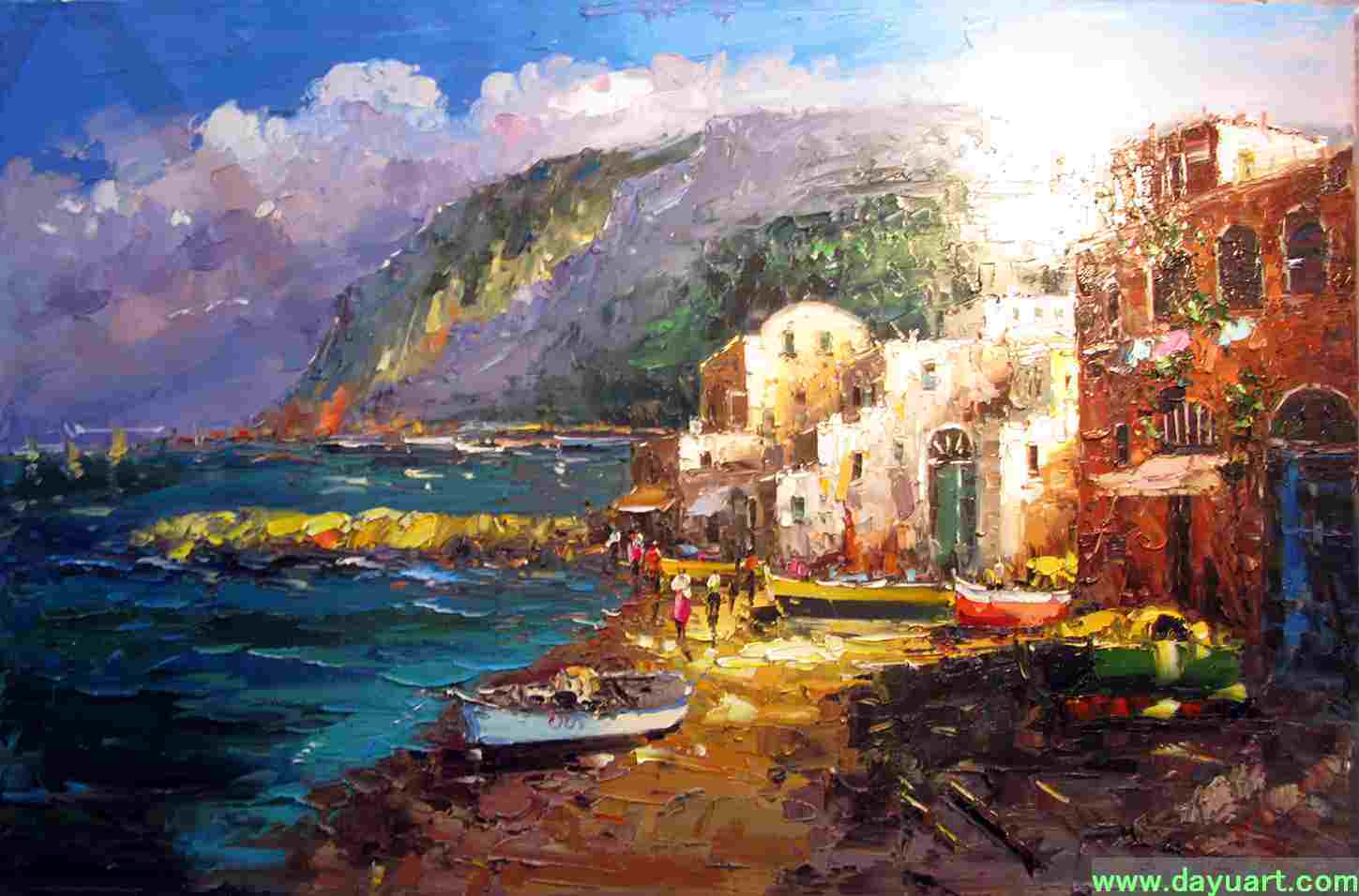 oil paintings Oil painting is the most natural and enduring of all painting media, with that said,  it's worth taking proper care of paintings too the first side bar has links from the.