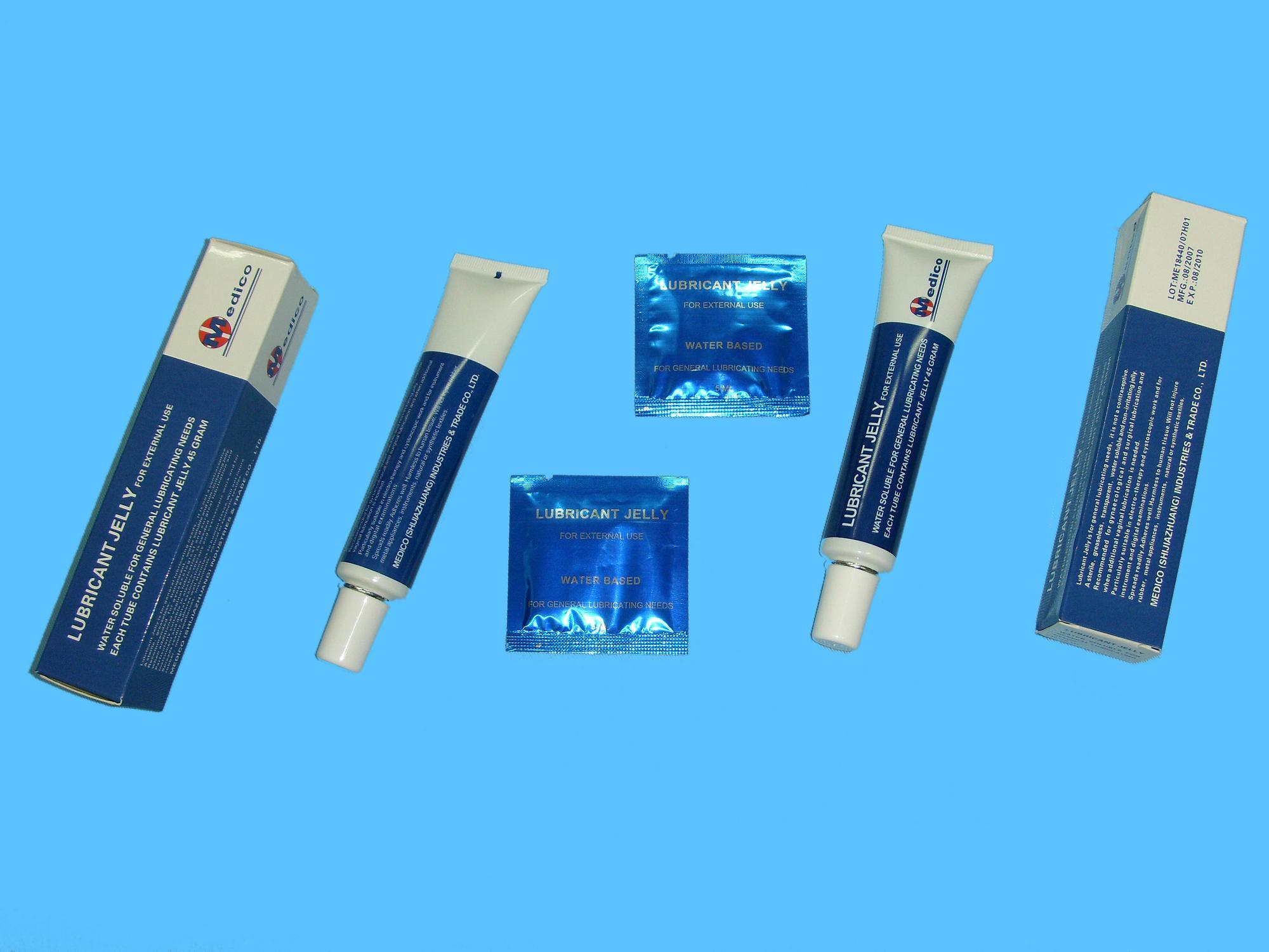 Lubricant Jelly (3G, 5G, 45G)