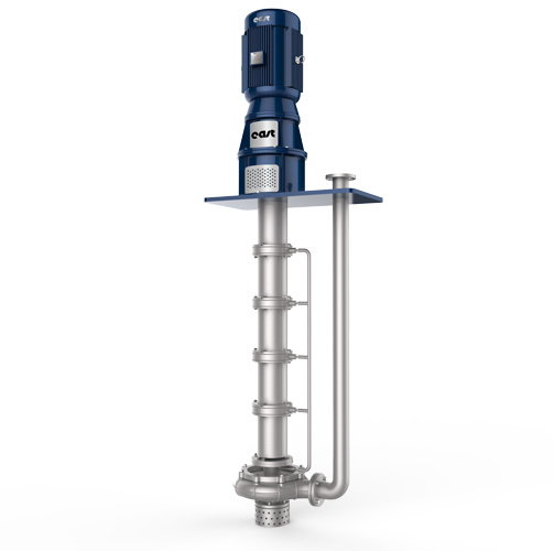 Vertical Propeller Water Pump with CE Certificate
