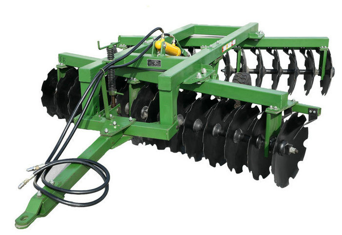 Heavy-Duty off-Set Disc Harrow