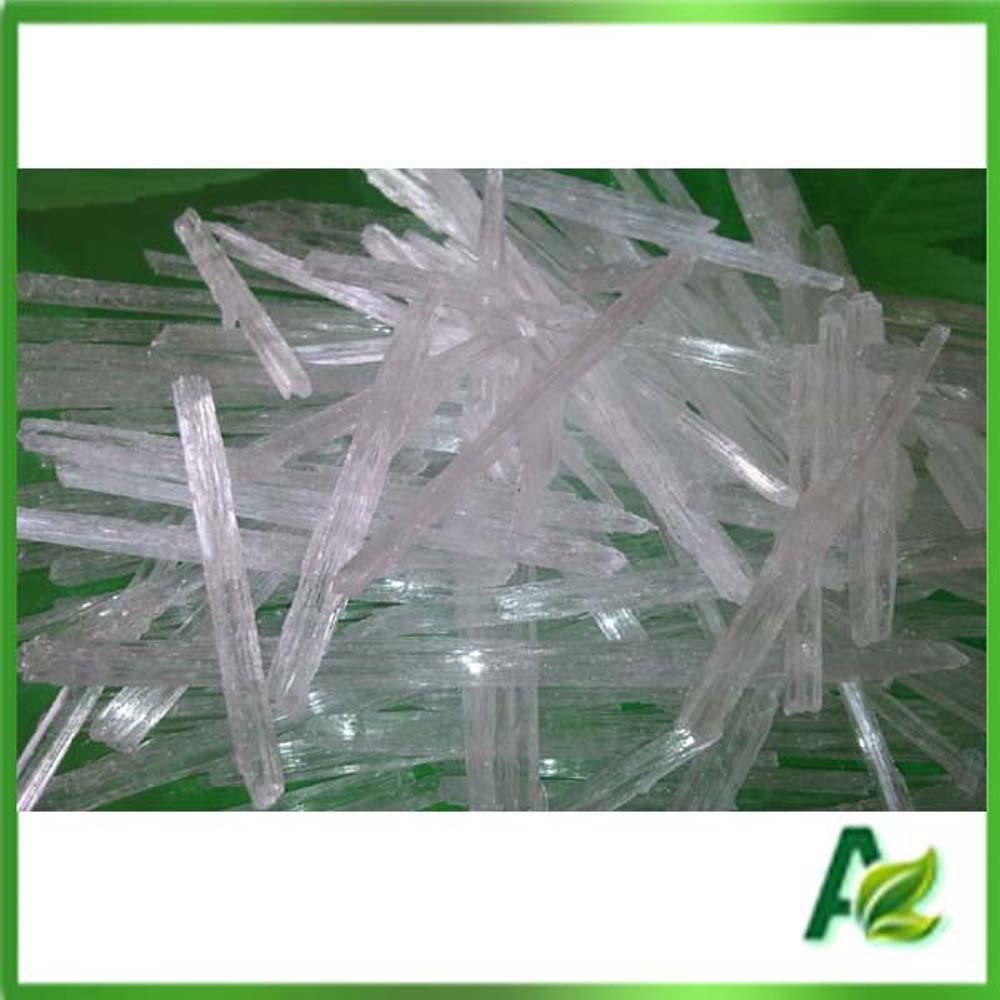 Natural Herbal Extrac Piperitol Crystal Menthol Crystals CAS 89-78-1