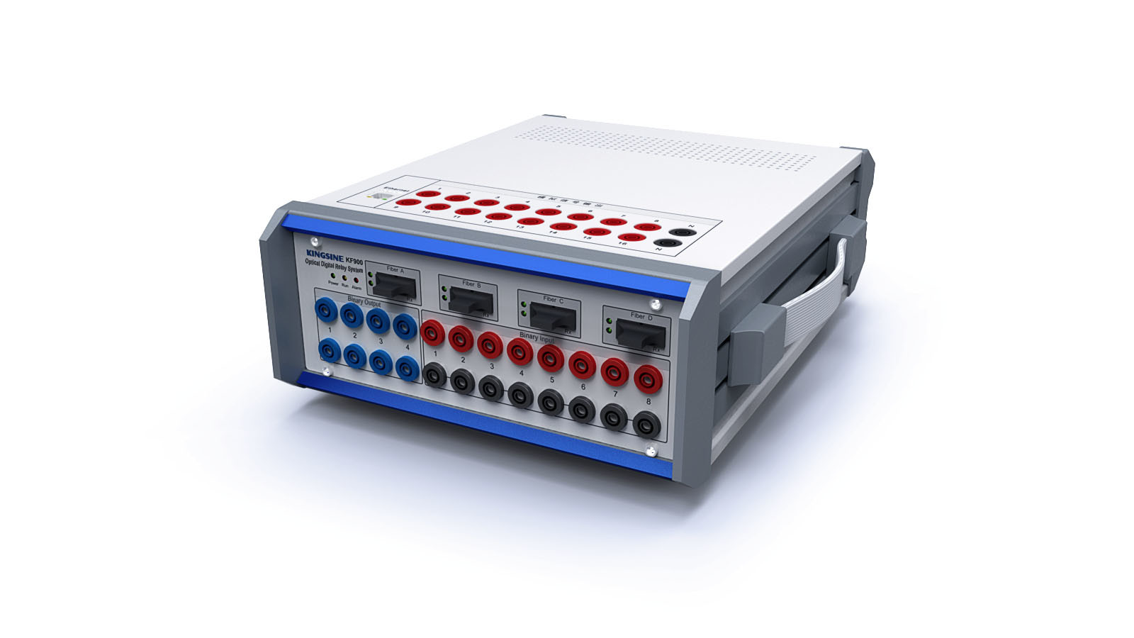 Optical Digital Relay Test System IEC61850 KF900