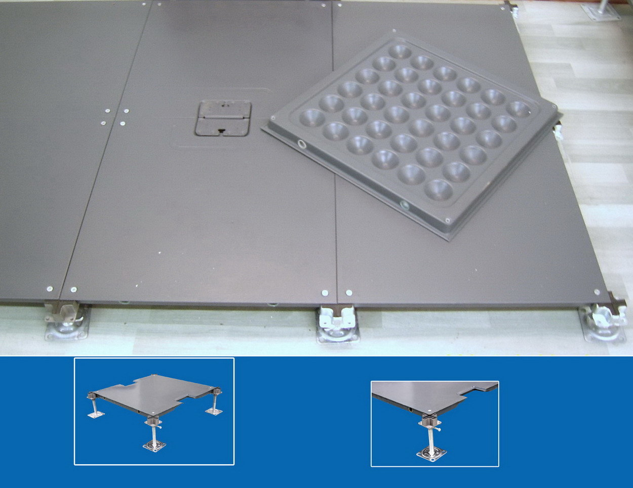 Anti Static Floor Tiles Images