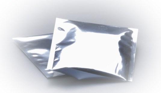 Aluminium-Plated Composite Pouch