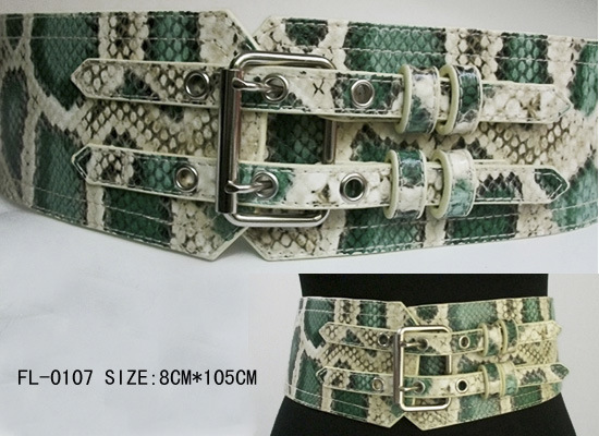 Ladies Fashion Belt Fl-0107
