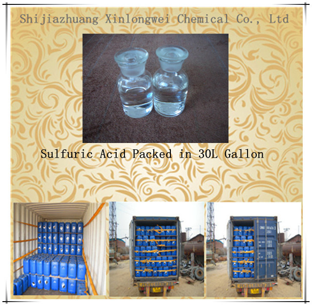 High Quality Nitric Acid 68%