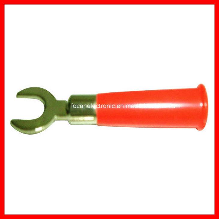 Approw Tip Plug, 4mm Banana Plug, Banana Jack, Banana Connector, Banana Adapter, Binding Post