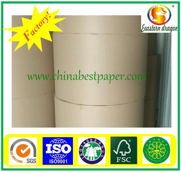 53G White Color Recyled Woodfree Paper