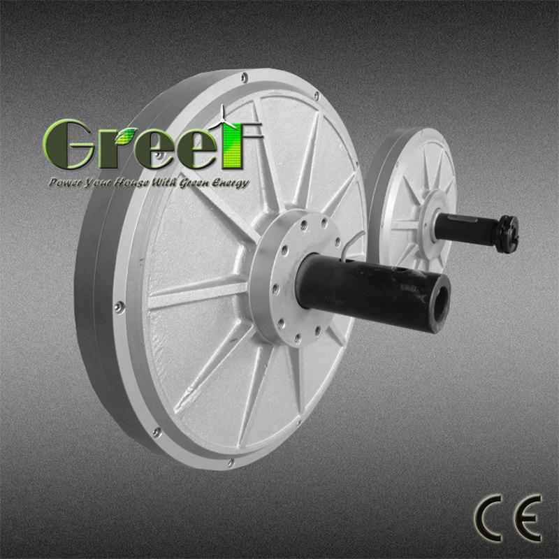 2kw 3kw 5kw Low Torque Wind Generator for Vertical Axis Wind Turbine