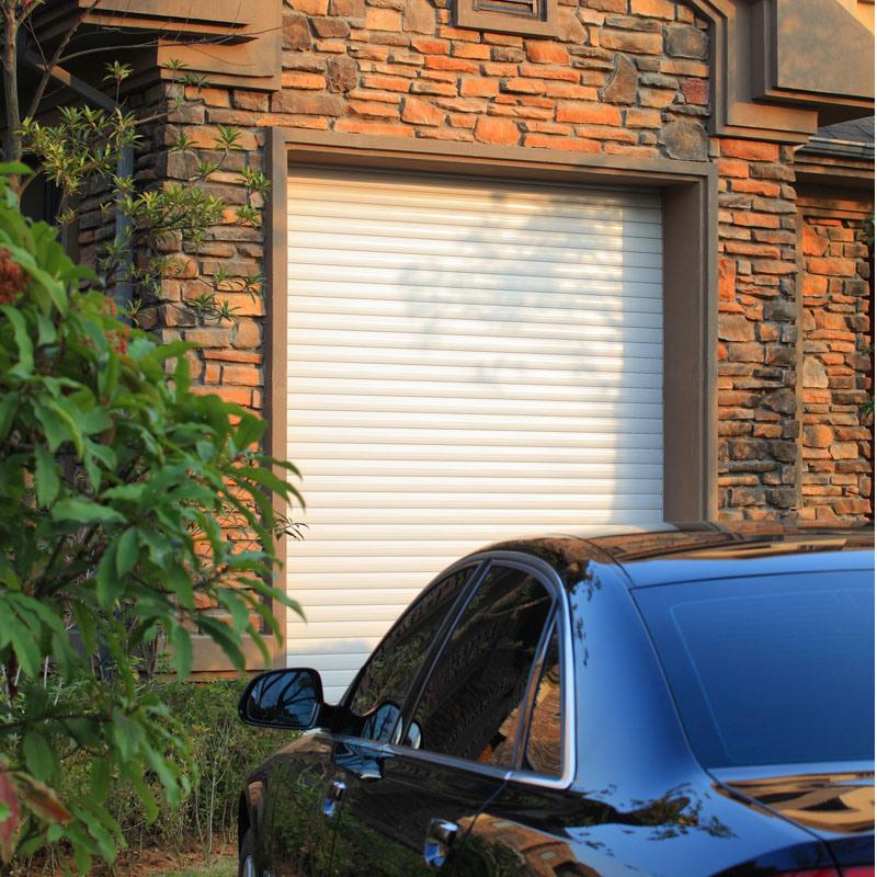 Automatic Roller Garage Door