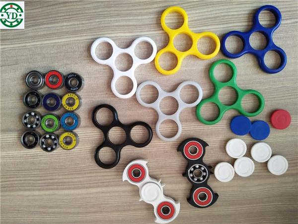 Fidget Spinner OEM Service Hand Toy 608 Ceramic Bearing Plastic Wood ABS Hand Spinner Batman Spinner