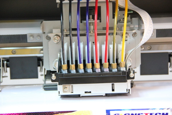 Vinyl Express V Dx5 Eco Solvent Printer with Take up 1.6m, 1.8m