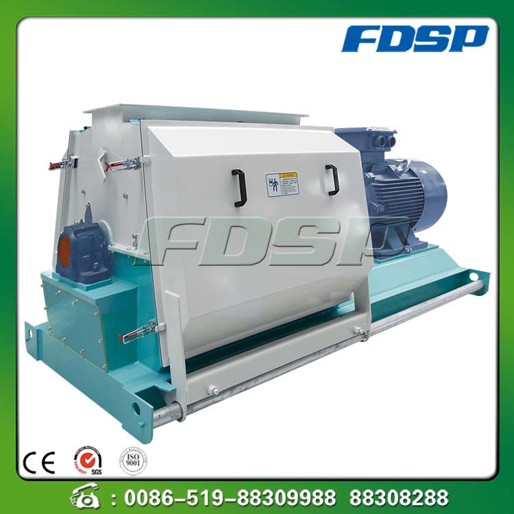 Professional Wood Hammer Mill with CE Approved