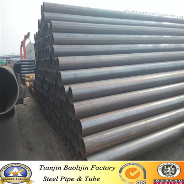 ERW Steel Pipe/Weld Steel Tube/Mild Steel Pipe &Water Pipe