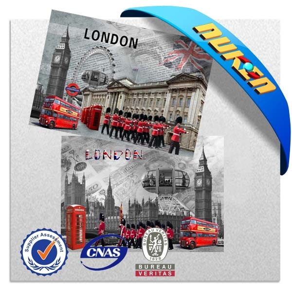 Promotional Gifts for 3D Lenticular Fridge Magnets