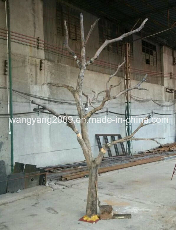 Factory Hot Sale Decoration Artificial Fake Synthetic Withered Tree