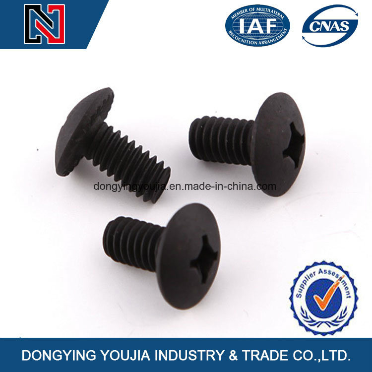 Stainless Steel DIN7985 Cross Recessed Round Head Screws