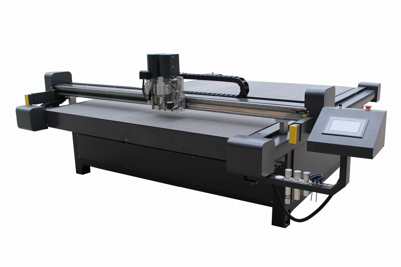 Carton Digital Flatbed Cutter Plotter