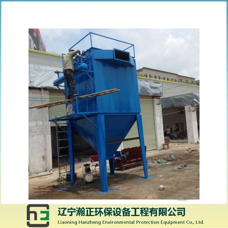 Environmental Protection Equipment-Bag Dust Collector (BDC Wide Spacing of Lateral Vibration)