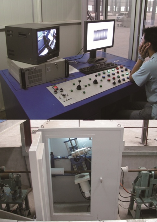 Industrial Xray Radiography Inspection System