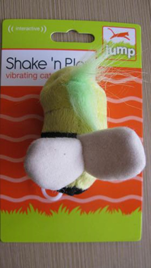 Shake Bee Cat Toys Pet Product