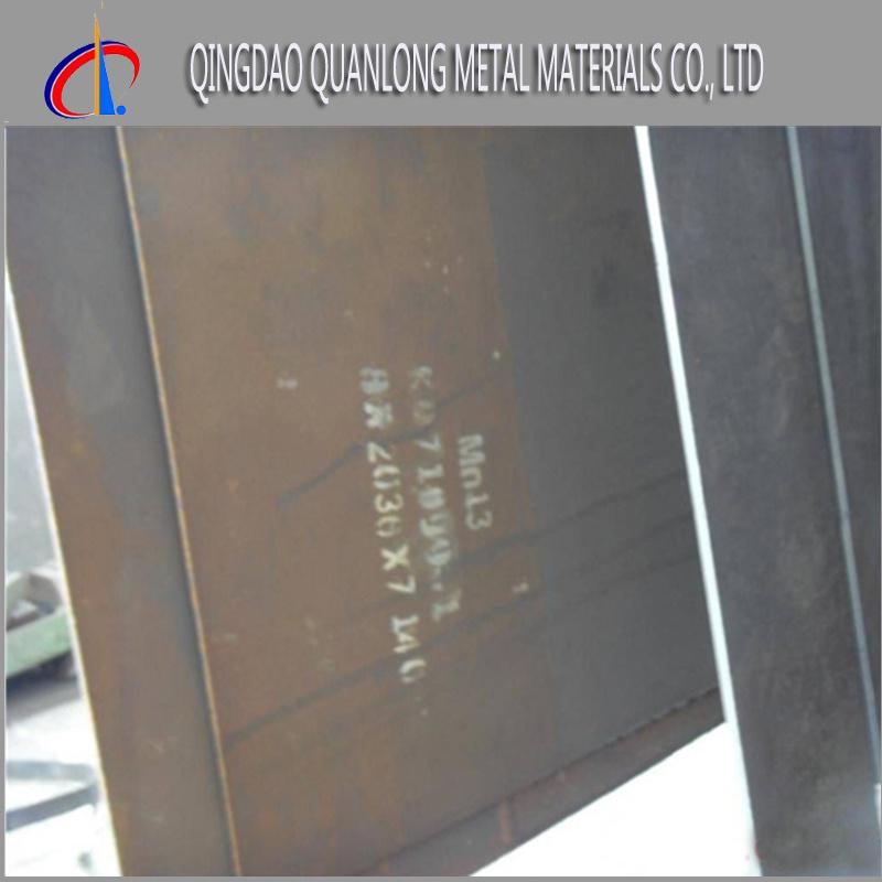 Nm360 Nm400 Nm500 Nm550 Hot Rolled Wear Resistant Steel Plate