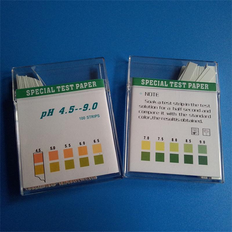 pH Strip 4.5-9.0/Rapid Diagnostic Test Kit/Urine Strip/pH Test